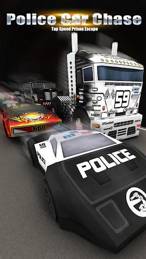款警車追捕越獄逃犯的免費三維遊戲 Police Chase