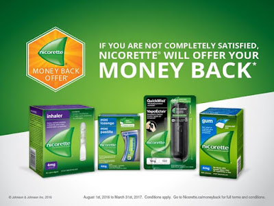 The journey isnt easy but NICORETTE has been proven to help smokers