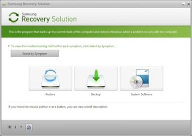 Samsung Recovery Solution Download