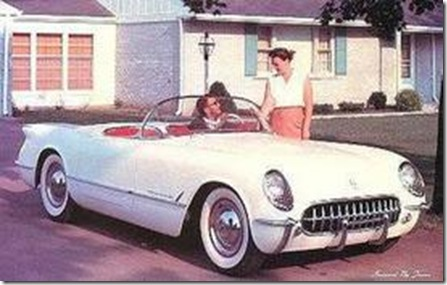 1953_Corvette_early_with_Bel_Air_wheel_covers