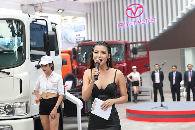 Viet Nam Motor Show 2016