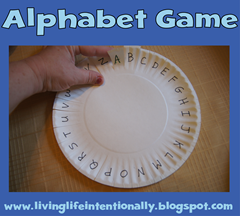 road trip games - alphabet game