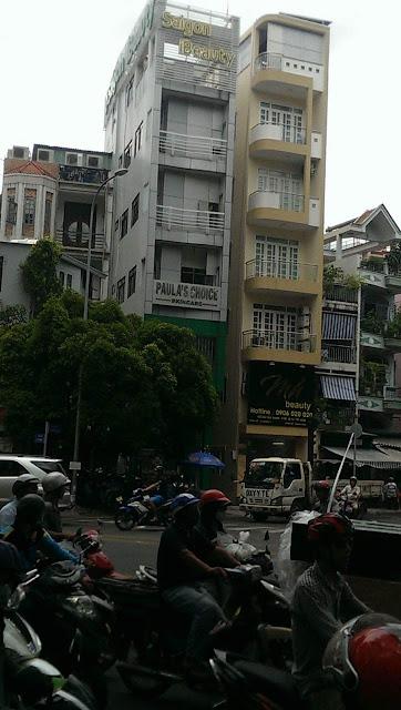 Bán tòa nhà Mặt Tiền Sư Vạn Hạnh Quận 10 Kinh Doanh Khách Sạn 07