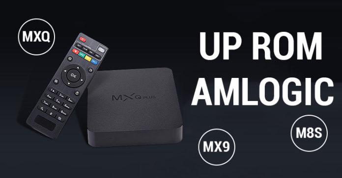Hướng dẫn cập nhật FW Android Box MXQ Amlogic đơn giản nhất
