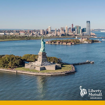 Were proud to stand with the Statue of LibertyEllis Island Foundation at