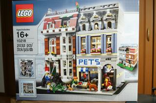 LEGO: 10218 Pet Shop