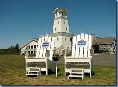 3089 Michigan State Hwy 28 East Wetmore - Large Chairs - two large adirondack chairs