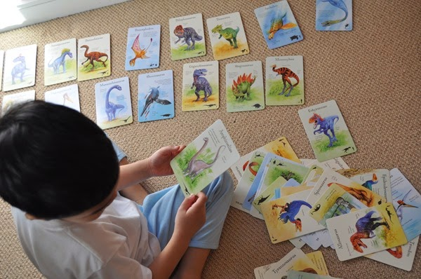Dinosaur Activity and Learning Materials