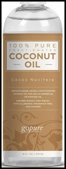 Fractionated Coconut Oil 01