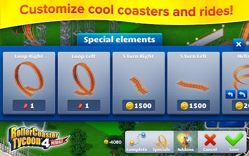 RollerCoaster Tycoon® 4 Mobile Screenshot 27