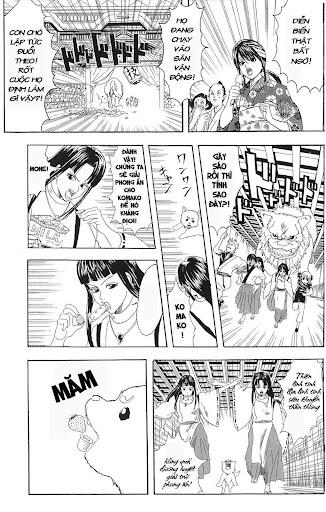 Gintama Chap 73 page 6 - Truyentranhaz.net