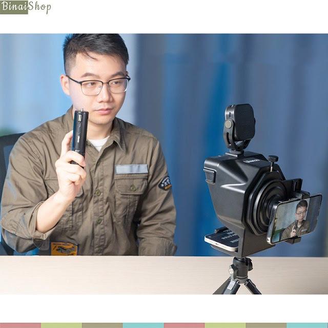 Ulanzi Teleprompter PT-16 - Máy Nhắc Chữ Mini