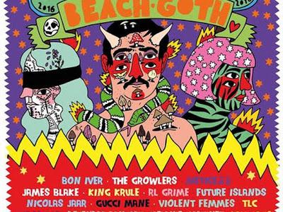 Beach Goth Festival Oct 2223 tickets on sale Friday