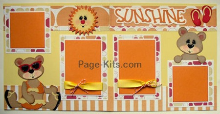 sunshine pagekit-450
