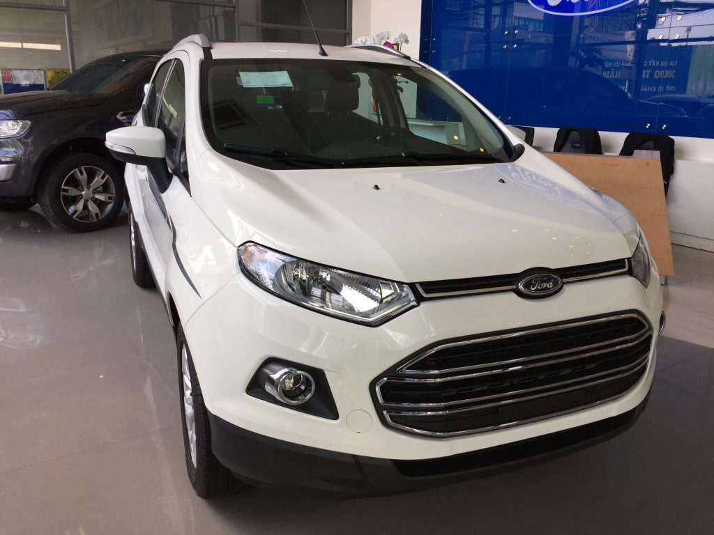 Xe ô tô Ford EcoSport 03
