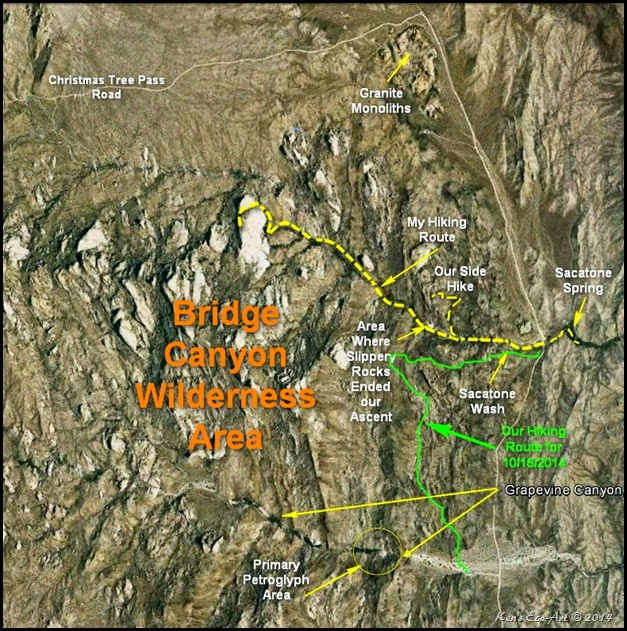 MAP-Sacatone Wash Hike 101614