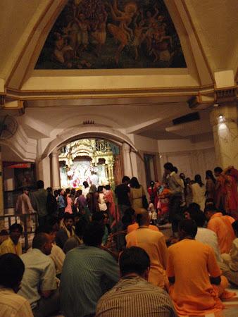 Obiective turistice Delhi: templu hindus