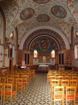 Chapelle Saint-Léon à Eguisheim