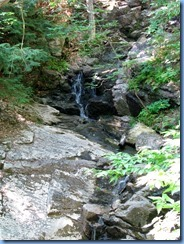 6857 Quebec - Gatineau Park - Mackenzie King Estate - The Waterfall Path - Bridal Veil Falls