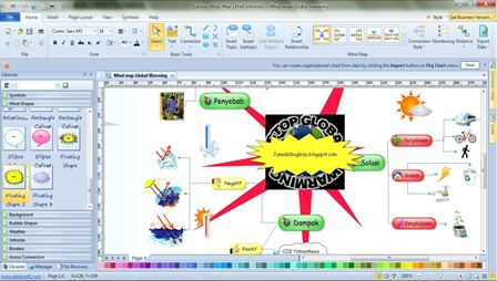 Free Download Endraw Mindmap