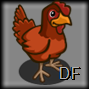 Rhode Island Red Chicken