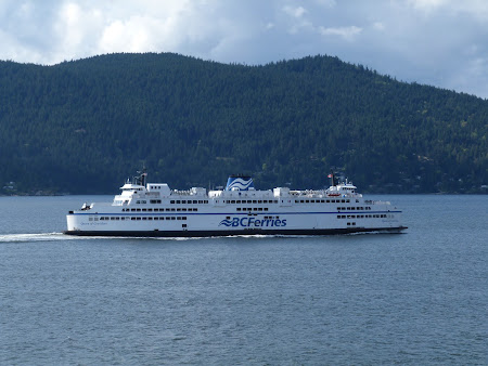 Transport Canada: ferry boat