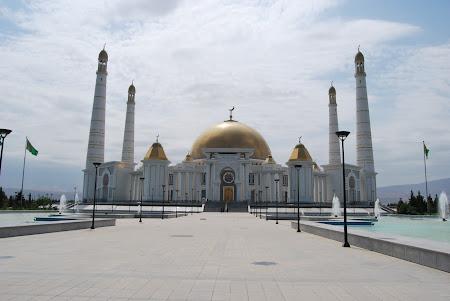 Ashgabat - Kipchak mosque