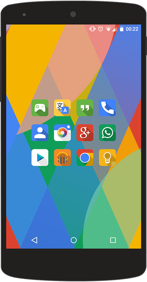 Lucid - Icon Pack - screenshot