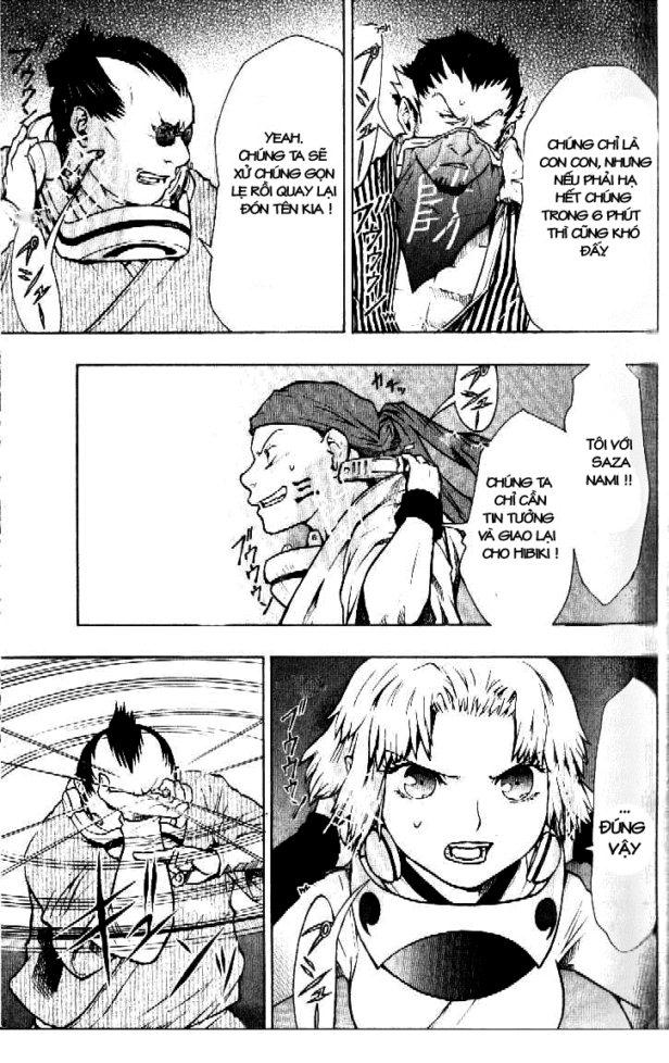 Dragon Eyes - Mắt Rồng Chap 009