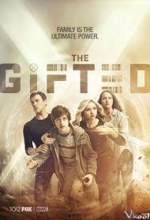 Thiên Bẩm :Phần 1 - The Gifted :Season 1