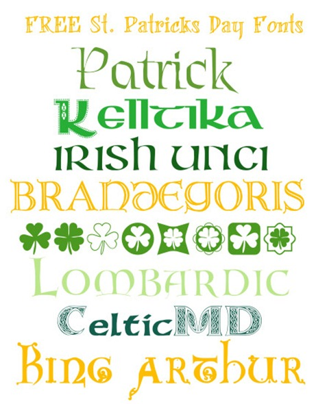 st-patricks-day-fonts