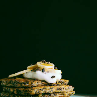 Coconut, Almond + Quinoa Breakfast Cakes.