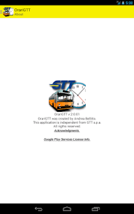 Orari GTT - Turin Transport - screenshot thumbnail