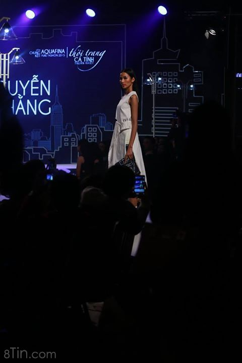NTK trẻ Nguyễn Lê Hằng đã tiếp tục Đêm Chung Kết cùng