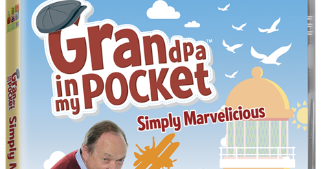 Grandpa In My Pocket Simply Marvelicious Giveaway Closed Samelia S Mum