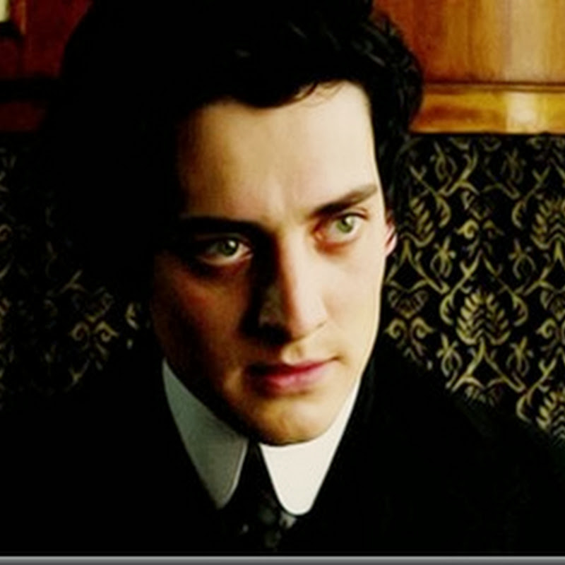 The Midas touch of Aneurin Barnard as 'Mariah Mundi'