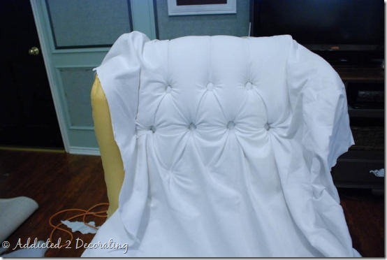 Removing Some Of The Mystery From Upholstery And Button Tufting