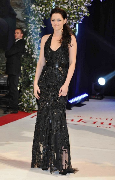 Kristen Stewart Breaking Dawn Premiere London