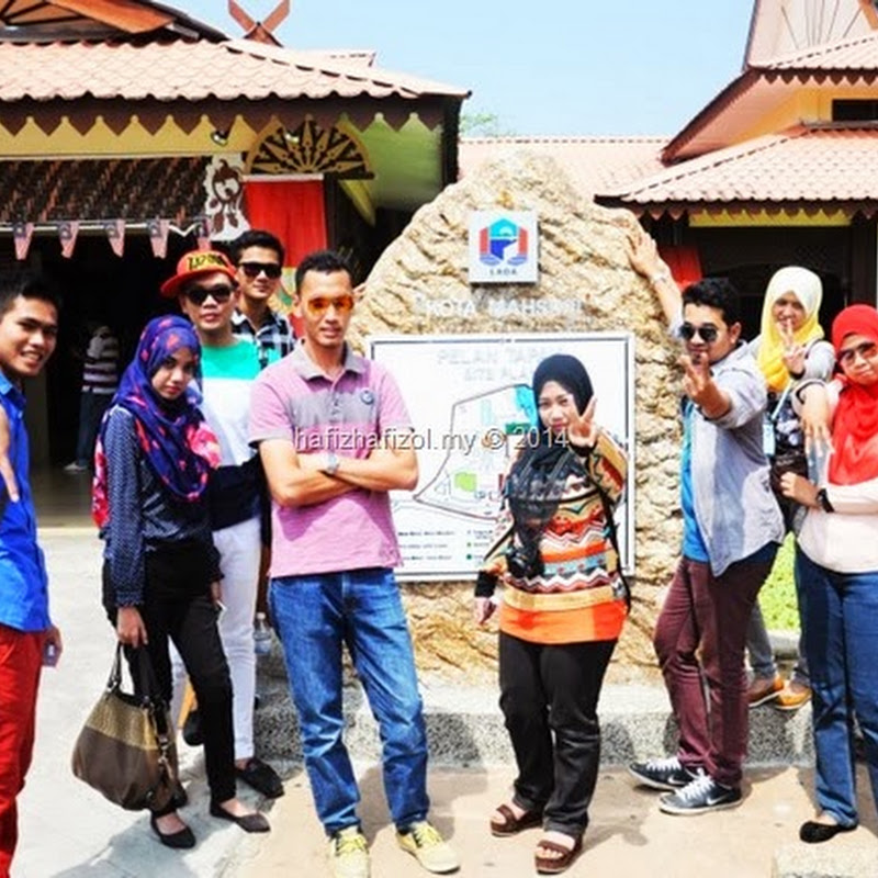 Trip Ke Langkawi : Makam Mahsuri & Pantai Cenang
