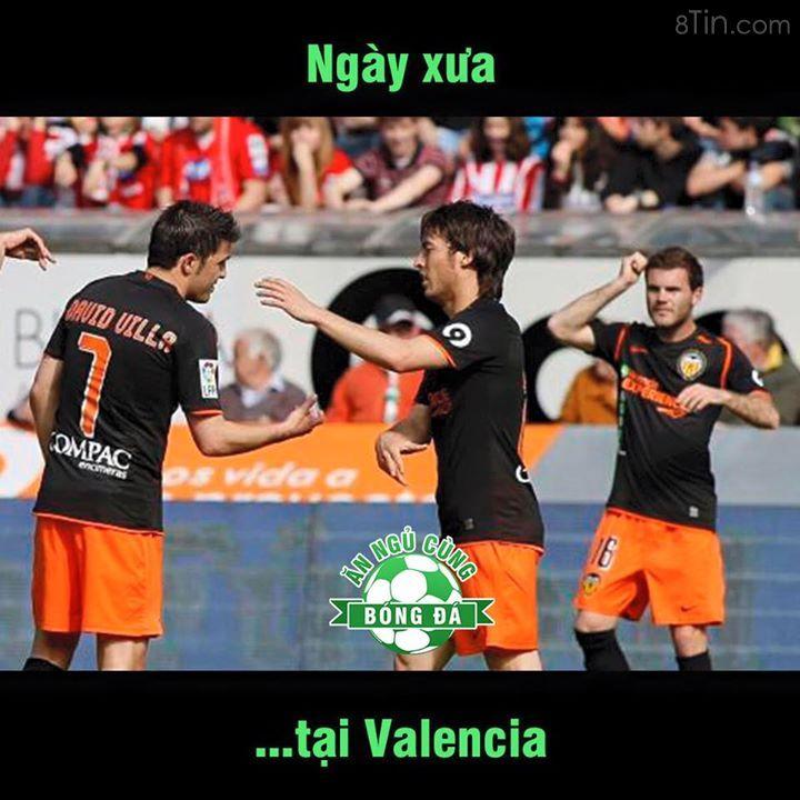 Ngày xửa ngày xưa tại Valencia...