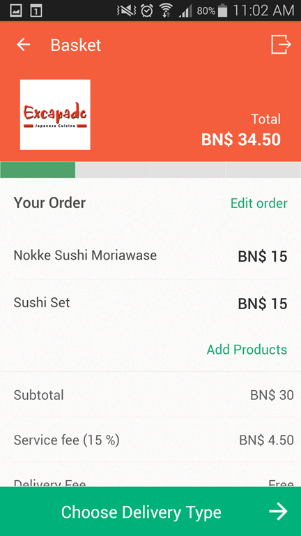 Food Panda: Your food delivery buddy in Brunei