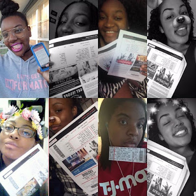 look at these beauties already got their concert tickets for the NoParentsAllowed