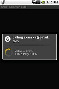 Crolix Communicator - screenshot thumbnail