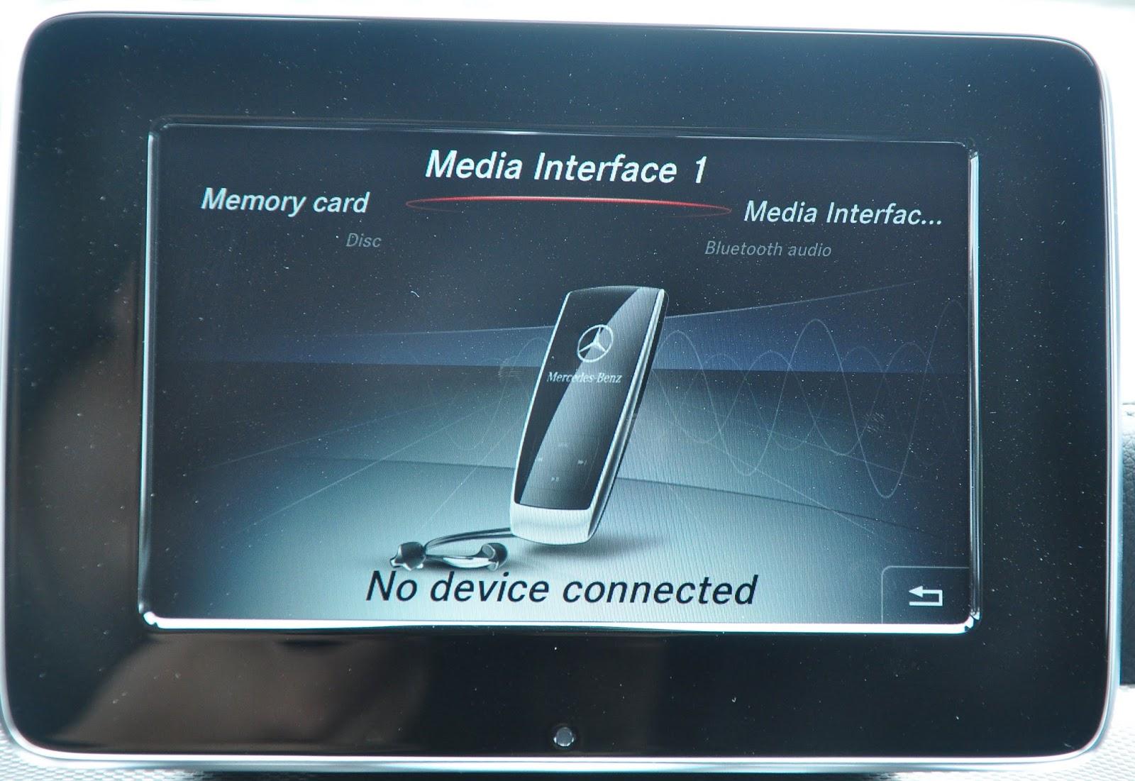 Nội thất xe Mercedes Benz CLA250 4MATIC New Model 05