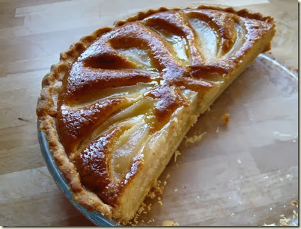 pear and almond tart3