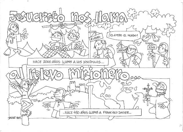 Las Misiones Y Los Niños Dibujos Para Colorear De Niños: EL MUNDO DE LOS NIÑOS SOLIDARIOS DIBUJOS PARA PINTAR