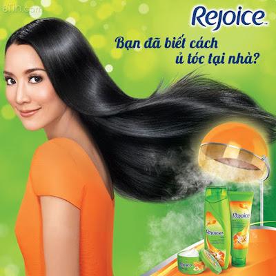 Bật mí ngay cách bạn ủ tóc tại nhà và Rejoice sẽ