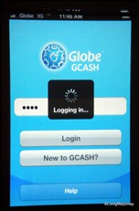 Globe GCASH Mobile App