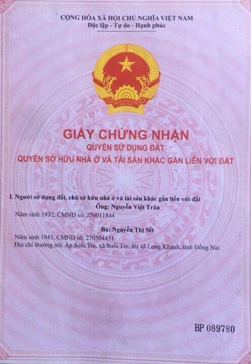 Bán biệt thự Trung Tâm Thị Xã Long Khánh Đồng Nai 07
