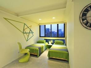 habitacion-decoracion-color-verde